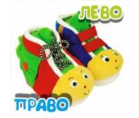 Стикеры для маркировки детской обуви - Лево-Право