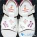 Стикеры для маркировки обуви круглые